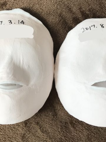 小顔骨美導ビフォーアフター イメージ