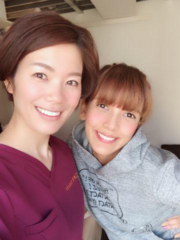 SHEILAさんご来店♡小顔骨美導で美容メンテナンス。いつもありがとうございます♡ イメージ