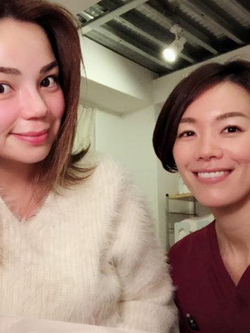 Life In Nina 内田 新菜ちゃんご来店♡小顔フォーカスで首肩コリを解消。いつもありがとうございます^ ^ イメージ
